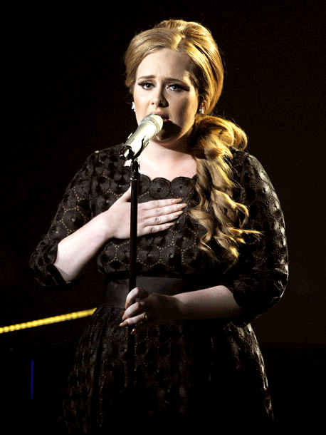Adele | We've all sung along with Adele in the car or the shower. But that doesn't mean anyone should even try to compare themselves to the…