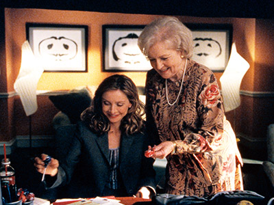 Betty White | Ally McBeal (1999) White guest-starred as pill-pushing shrink Dr. Shirley Flott, who couldn't wait to give Ally something for her Al Green hallucinations — in…