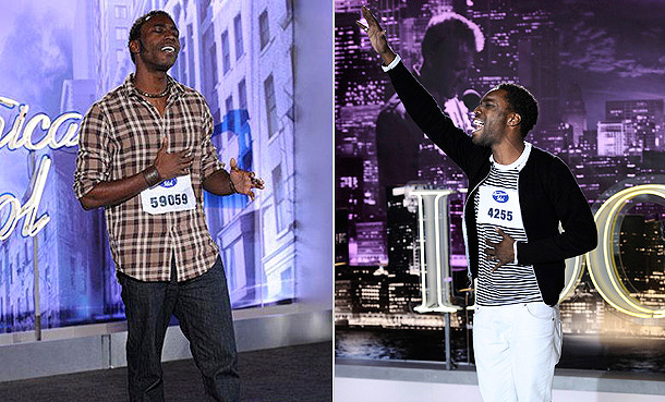 American Idol | Could a name change bring a three-time auditioner some luck? Aaron Marcellus was Aaron Sanders when he auditioned for Idol for the first time in…