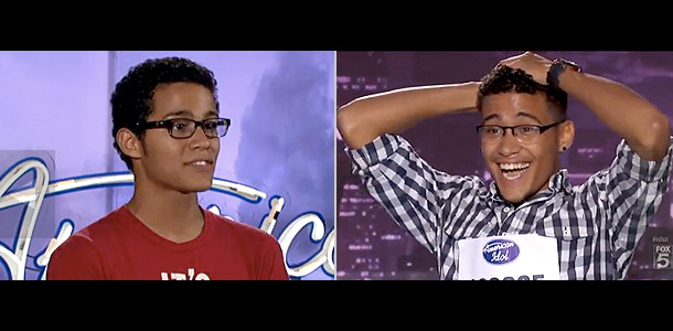 American Idol | Orlando's entire family became homeless after his dad got sick, and it was that sad story that anchored the 16-year-old's New York audition clip in…