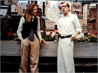 Annie Hall, Diane Keaton, ... | ANNIE HALL Diane Keaton and Woody Allen