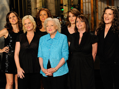 Saturday Night Live, Betty White, ... | Saturday Night Live (2010) In January 2010, it became clear that Betty White was not just your average funny old broad. She was, in fact,…