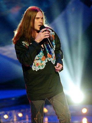 Bo Bice, American Idol | Semifinalists Bo Bice, Jared Yates, Jessica Sierra, and Vonzell Solomon need to learn from last year's talented finalist LaToya London. A big voice needs to…