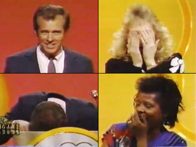 Bob Eubanks | Sometimes veteran game show hosts like Bob Eubaanks, can get a little bit too excited during the boner — I mean BONUS round! Check out…