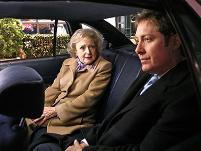 Betty White | The Practice / Boston Legal (2004-08) Her straightforward manner (''...you really are a douchebag'') as the hilarious Catherine Piper kept Alan Shore (James Spader) on…