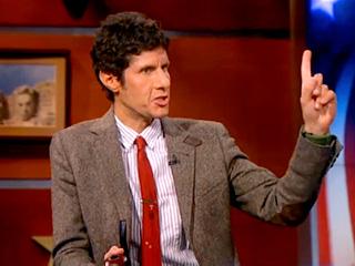 Colbert Report Mike D