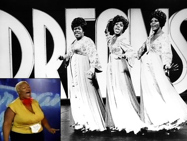 When Frenchie performed the Dreamgirls tune in her season 2 audition , we applauded her inspired song choice. Demanding of the then-image conscious Idol that…