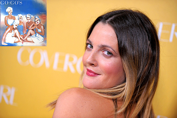 Drew Barrymore | ''I was always inspired by girls — like Pippi Longstocking, who I was also obsessed with — who could be cool and strong but weren't…
