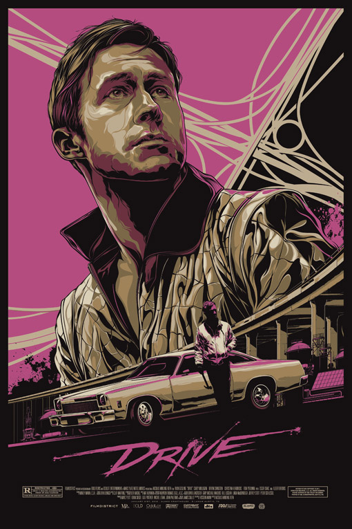 DRIVE Poster Gosling