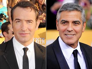Jean Dujardin, George Clooney, ...