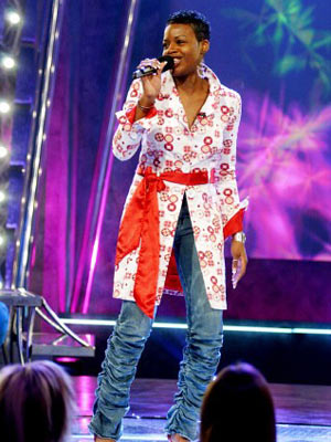 Fantasia Barrino, American Idol | The girls, bless 'em, provided more color. As a devoted Trenyce fan, I can't wait to see what Bethany, Laquita, and Fantasia have up their…