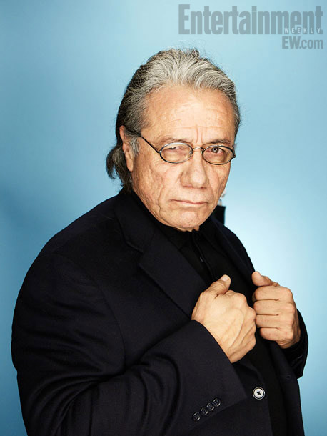 Edward James Olmos, Filly Brown