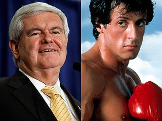 Gingrich Rocky