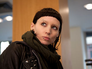 The Girl with the Dragon Tattoo | RIOT 'GIRL' Rooney Mara in The Girl With the Dragon Tattoo