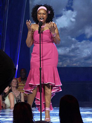 Jennifer Hudson, American Idol | I worry that Jen might get lost in the mix, which is a shame because I've had my eye on her since the very first…