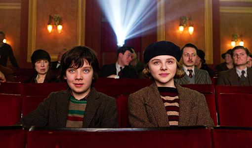 Hugo, Asa Butterfield, ...