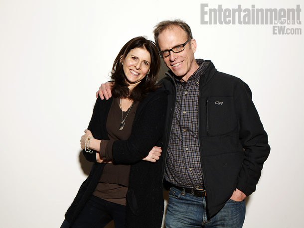 Amy Ziering (producer), Kirby Dick (director), The Invisible War