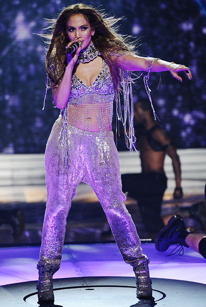 Jennifer Lopez, American Idol   Jennifer Lopez might be flattered to hear you sing ''On the Floor,'' Steven Tyler might feel welcome to hit on you if you perform ''Dream…