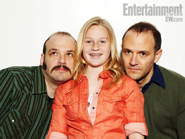 Nathan Zellner (filmmaker), Sydney Aguirre, and David Zellner (filmmaker), Kid-Thing