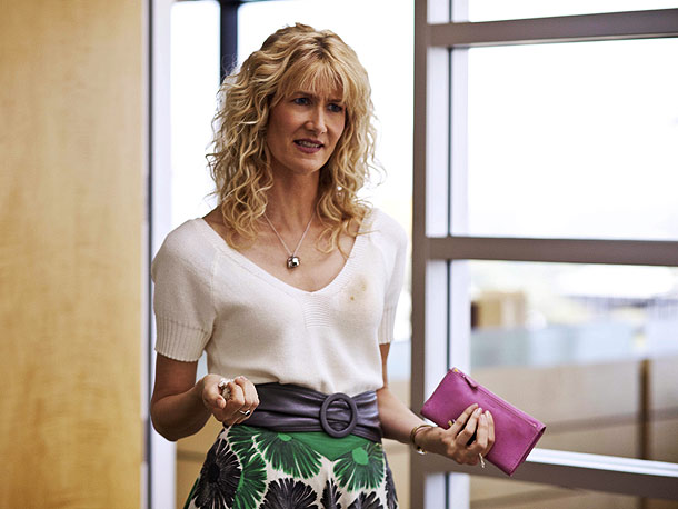 Laura Dern | Granted, I'm rooting for a ratings underdog — Enlightened hasn't been HBO's biggest launch — but, like Edie Falco in Nurse Jackie , Dern could…