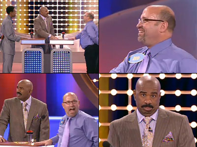 Family Feud | While technically true, it seemed obvious to everyone other than the contestant that the most popular answer to ''Something a burglar would not want to…