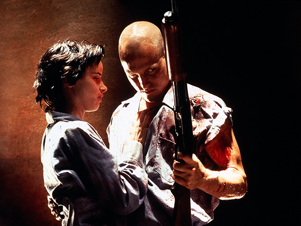 Natural Born Killers   Reznor attracted a lot of famous fans from the film industry who recognized that he had a cinematic approach to his music. Oliver Stone asked…