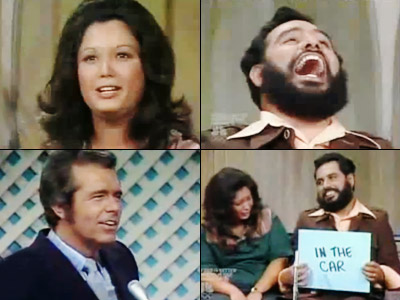 The Newlywed Game | It's a blooper so unbelievable and so infamous, it became an urban legend, according to Newlywed Game host Bob Eubanks. Lesson learned: If someone's going…