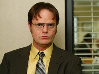 Office Rain Wilson