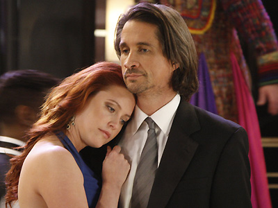 Her character: Natalie Buchanan A Favorite Memory: Pretty much all of John (Michael Easton, pictured) and Natalie's relationship throughout the years.