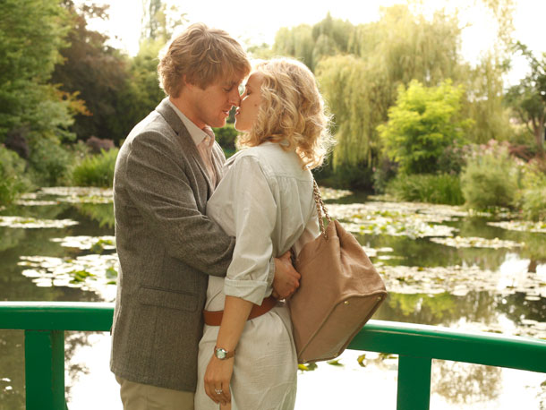 Owen Wilson, Rachel McAdams, ...   What Lisa said: ''But even as Allen goes further than he's ever dared toward acknowledging his weakness for nostalgia, the movie still confuses easy travelogue…