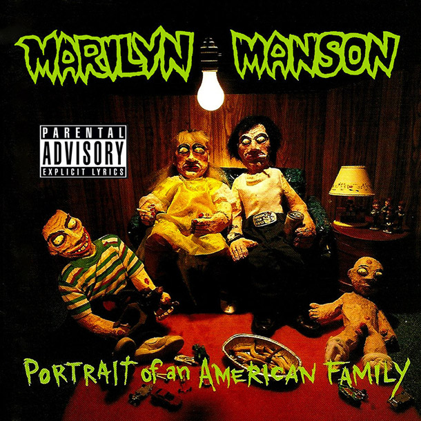 Marilyn Manson   As part of his Interscope deal, Reznor got his own boutique label called Nothing, and one of his first projects was signing and producing Marilyn…