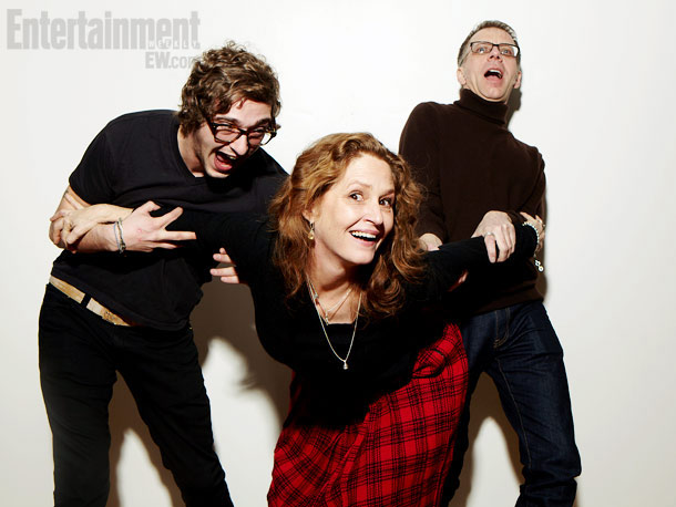 Philip Dorling (director), Melissa Leo, and Ron Nyswaner (director), Predisposed