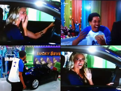The Price Is Right | Poor girl isn't helping to break any of the Price is Right model stereotypes, but, to be fair, she was utterly exhausted from having to…