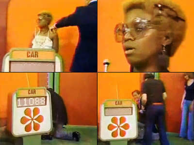 The Price Is Right | Most people think the Price is Right 's ''Showcase Showdown'' is just a contest between two contestants, but as this swooning victor proves , sometimes…