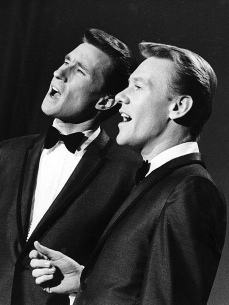 Righteous Brothers   The Righteous Brothers hit used to be known as Simon Cowell's favorite song, but we imagine his tastes have moved on after hearing it performed…