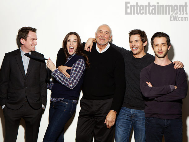 Liv Tyler, James Marsden, ...