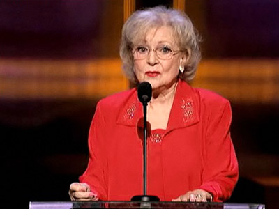 Betty White | Comedy Central Roast of William Shatner (2006) Sex jokes, weight jokes — White hit them all while Shatner lapped it up. Watch a clip