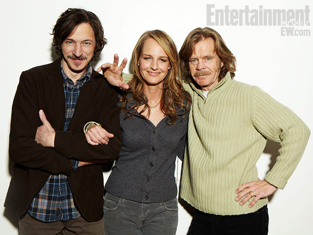 John Hawkes, Helen Hunt, and William H. Macy, The Surrogate