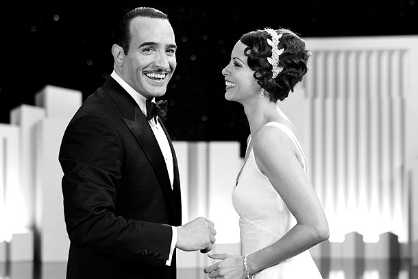 Jean Dujardin, The Artist | Nominations: 10 Box Office to Date: $24 million Print out our Oscar ballot and check in on GetGlue .