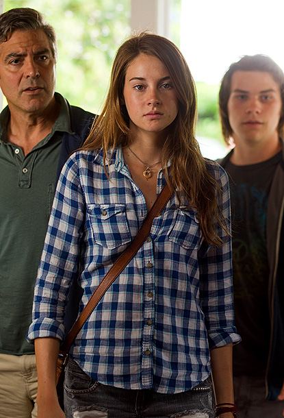 Shailene Woodley, The Descendants | '' Shailene Woodley knocked my head clean off my shoulders with her work in The Descendants . She was the person I was rooting for…