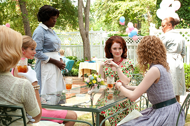 Viola Davis, Bryce Dallas Howard, ... | Nominations: 4 Box Office to Date: $170 million Print out our Oscar ballot and check in on GetGlue .