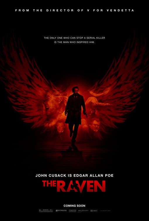 John Cusack, The Raven