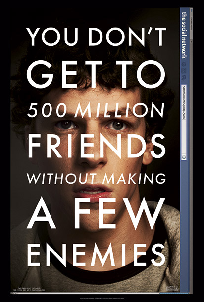 The Social Network   Who better to tap into the mind and machinations of a computer genius than Trent Reznor? To bring his cold vision of genius to sonic…