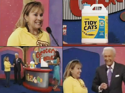 The Price Is Right | After shouting ''titty cats!'' on national TV , most people would want to bury their heads under a mound of kitty litter, but this Price…