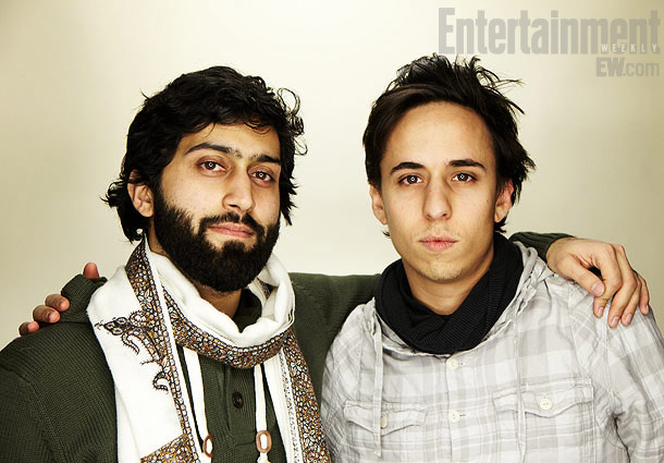 Musa Syeed (director), Nicholas Bruckman (producer), Valley of Saints