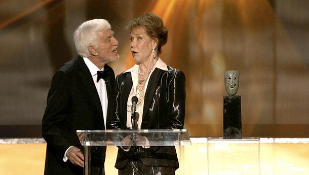 Dick Van Dyke, Mary Tyler Moore, ... | Okay, so Dick Van Dyke's tribute to Lifetime Achievement winner Mary Tyler Moore was mostly very sweet. But his praise for this groundbreaking comedienne felt…