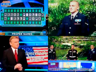 Wheel of Fortune | We know the show was titled Regis & Kelly , but considering how long the two hosts had been on the air by this time…