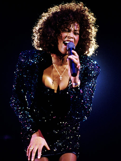 Whitney Houston   You guys. You're not Whitney. You'll never be Whitney. Just don't.