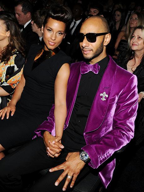 Alicia Keys, Swiss Beatz, ...