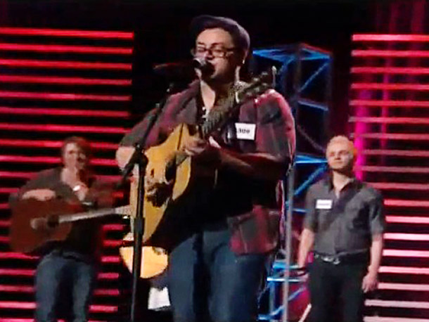 American Idol | Before American Idol , Andrew Garcia's acoustic performances of pop hits had already made him a YouTube star. But would the judges appreciate his take…